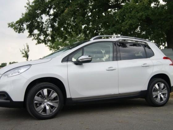Peugeot 2008 1,6l e-HDi 92 mit EGS6