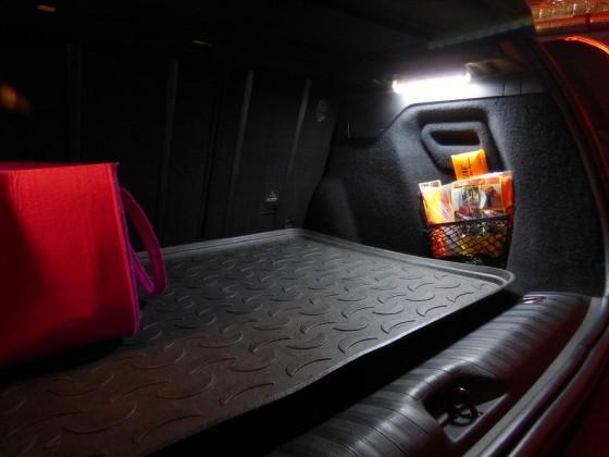 LED Lichtleiste für den Kofferraum