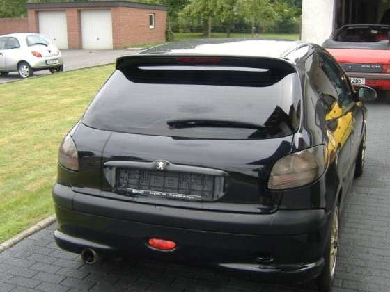 206 XS HDi