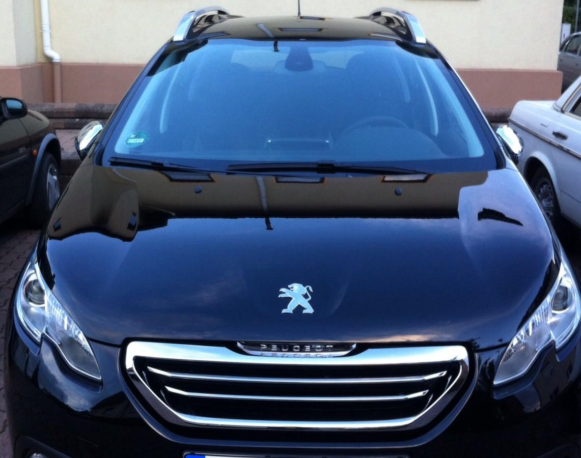 Mein Peugeot 2008