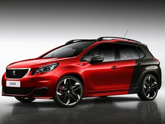 Peugeot 2008 Gti by X-Tomi-Design