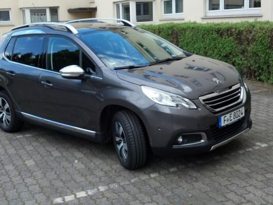Peugeot 2008 115 HDI 6-Gang
