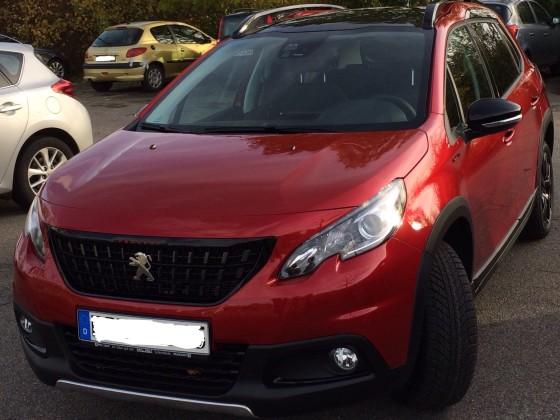 Mein neuer Peugeot